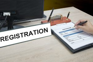 registration papers